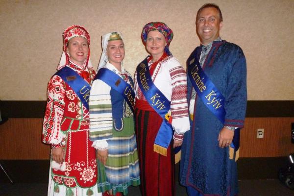 2015 Ukraine-Kyiv Ambassadors