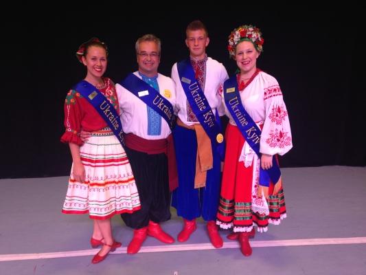 Ambassadors 2014